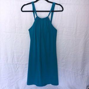 Athleta Turquoise Dress